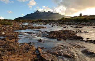 Black Cuillins, île de Skye