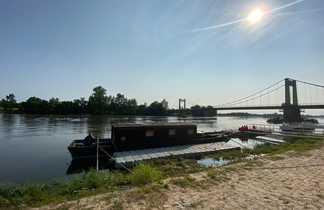 Bords de Loire à Gennes