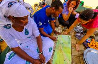 Briefing, Mauritanie