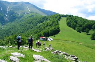 Bulgarie, Massif de Rila, Malyovitsa sept lacs