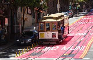 Cable Cars de San Francisco, tramways
