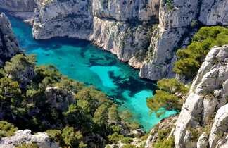 Calanque d'En-vau, Marseille