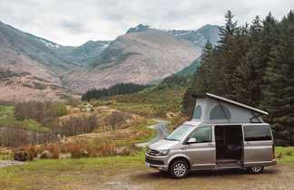 Camping car Highlands