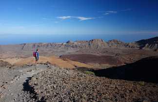 Canaries, trekking, Teide, Tenerife, La Gomera, La Palma