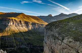 Canyon d'Ordesa des Pyrénées espagnoles