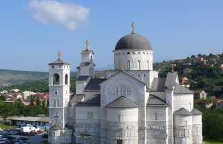 Cathédrale de la Resurrection à Podgorica