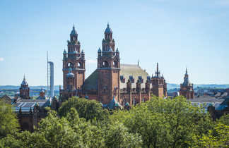 Cathédrale Saint Mungo à Glasgow