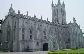 Cathédrale St Paul de Calcutta