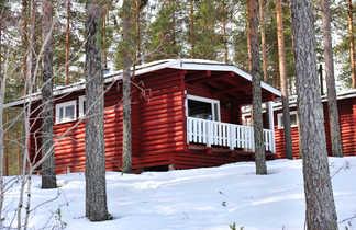 Chalets en bois en Finlande