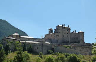 Château dans le Queyras