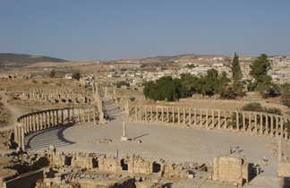 Cité romaine de Jérach