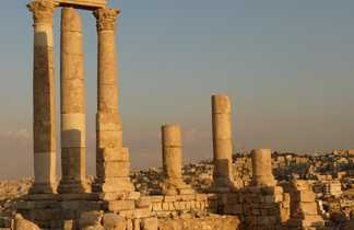 colline de la citadelle Amman
