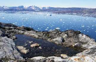 Côte est du Groenland