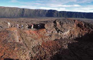 Cratères de la Fournaise, la Réunion