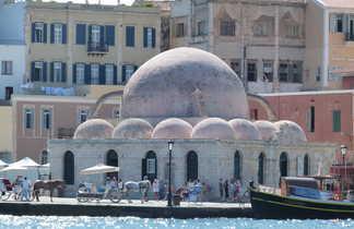 Crete, la Chanée