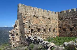 Crete, site d Azogires, au nord de Paleochora