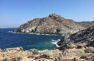 Cyclades, paros, parc Agios Ioannis Detys