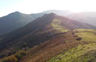 Doux sommets du pays Basque