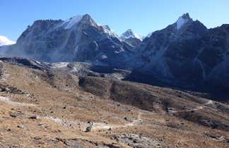 Cho La Khumbu Everest