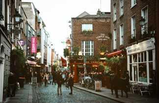 Dublin, Pubs de Temple Bar