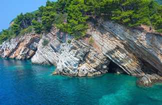 Eaux de Petrovac, Montenegro