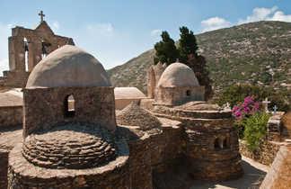 église à Naxos