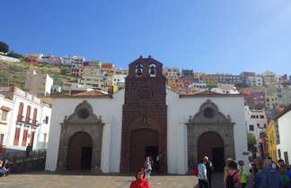 Eglise à San Sebastian, La Gomera