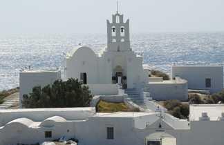 église blanche des Cyclades