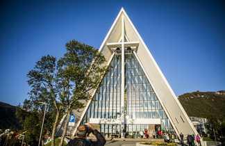 Eglise de Tromso, Norvège