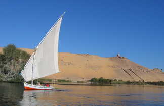 Felouque su le Nil
