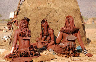 Femmes Himbas en Namibie