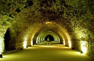 Fort de Kerak en Jordanie