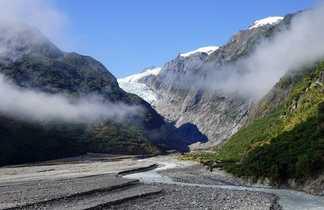 Glacier de Franz joseph