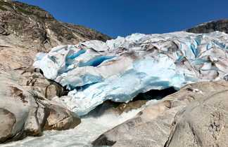 Glacier Nigardsbreen