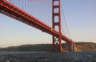Golden Gate, pont et symbole de San Francisco