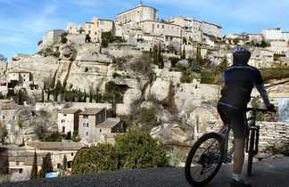 Gordes séjour vélo route des vins Luberon Provence