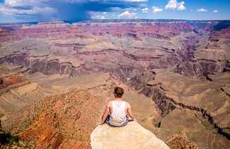 Grand canyon, Ouest américain