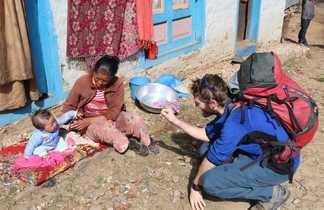 Habitants du Solo Khumbu