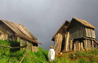 Hautes Terres de Mada et vie rurale
