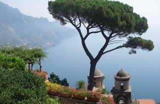 Hauteur de Amalfi