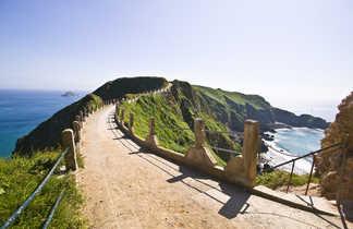 Île de Sark à Guernesey
