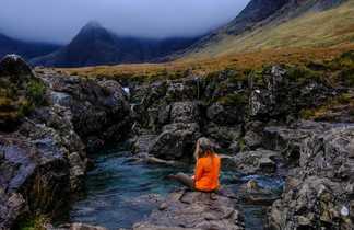 Ile de Skye, randonnée