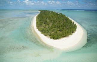 Îlot coco au large de Rodrigues