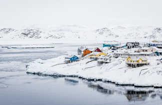 Ilulissat en hiver