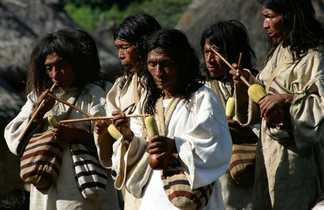 Indiens Kogui, Ciudad Perdida