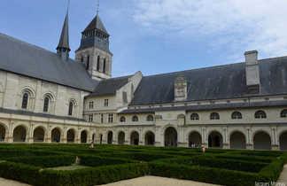 intérieur Abbaye de Fontevraud