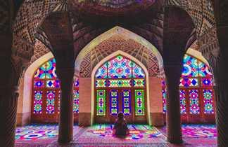 mausolée de Shah de Sheragh