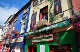 Irish pub, Galway