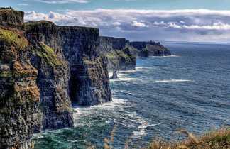 Irlande, les falaises de Moher