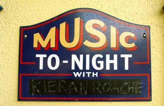 Irlande, pub et musique folklorique
